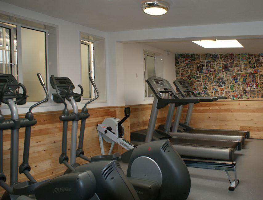 JG Fitness Cardiovascular Room