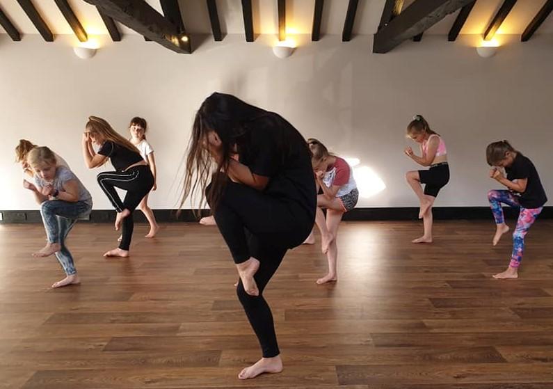 New Generation Dance Jazz Class