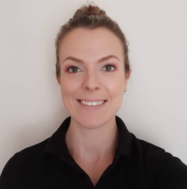 Kirsten O'Neill, personal trainer and massage therapist